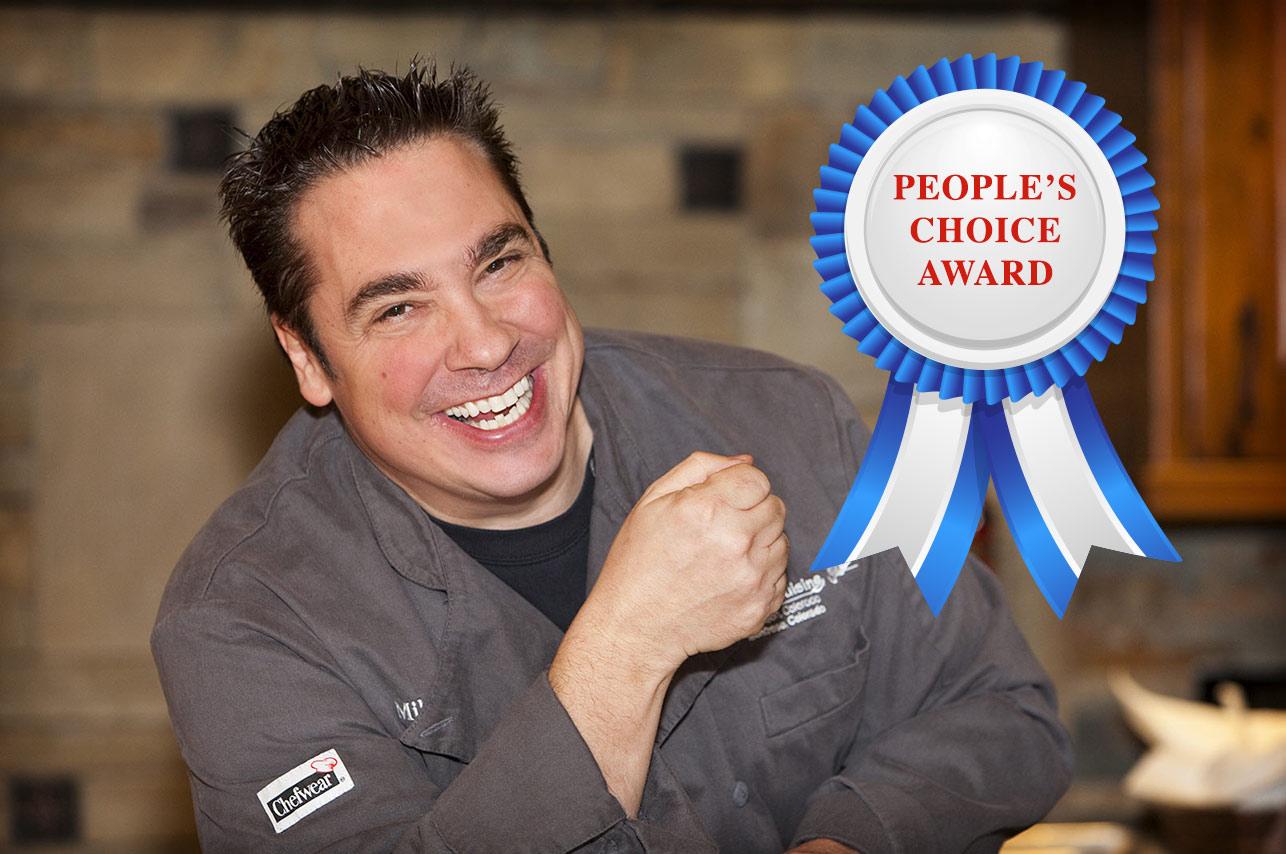 Gunnison's People's Choice Award!!
